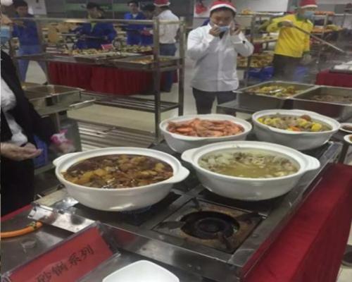 拟定工厂饭堂承包养分餐食谱应把握哪几点?
