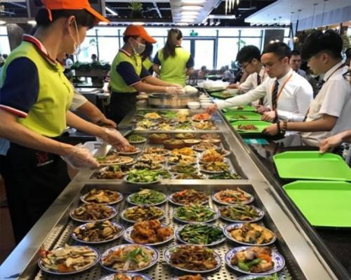 广州食堂承包让每位客户、每位员工都能享用到健康的饭菜